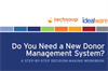 Do You Need a New Donor Management System?