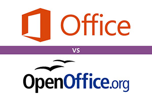 Microsoft Office vs. OpenOffice