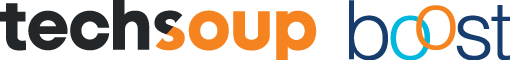 TechSoup Boost logo