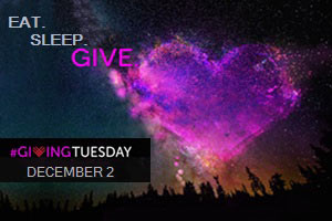Fundraising Opportunity on #GivingTuesday