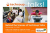 Behind the Scenes of TechSoup Talks: A Guide to Conducting Webinars