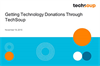 Getting Technology Donations Through TechSoup