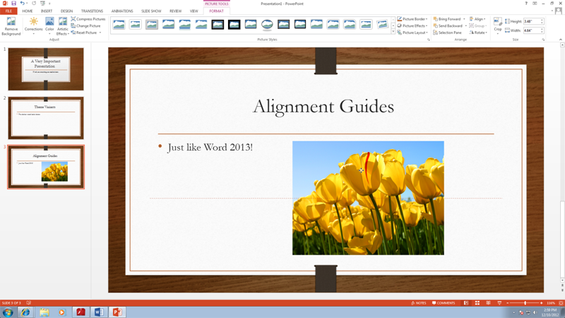 What s New in    PowerPoint    and OneNote 2013   TechSoup