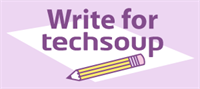 Write for TechSoup