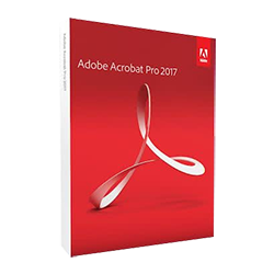 Adobe Acrobat Pro 2017 for Mac