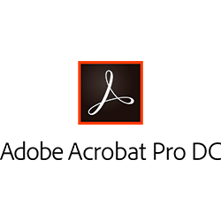 Adobe Acrobat Pro DC 1-Year Individual Membership – Access to Discounted Rates (Boost)
