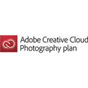Adobe Creative Cloud Photography Plan 1-Year Individual Membership — Access to Discounted Rates
