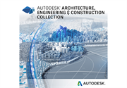 Autodesk Architecture, Engineering and Construction Collection, 1-Year Subscription
