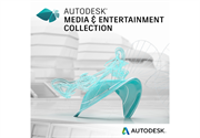 Autodesk Media and Entertainment Collection, 1-Year Subscription