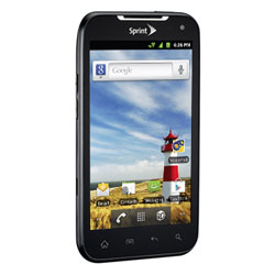 BetterWorld Wireless LG Viper Smartphone and 1-Year Service Plan - Access to Discounted Rates