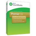 QuickBooks Premier Editions 2016, 3 User Licenses (Includes Nonprofit Edition) (Boost)