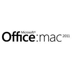 Office for Mac 2011 Standard Edition