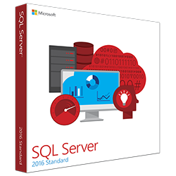SQL Server Standard Edition, Core-Based Licensing (Discounted)